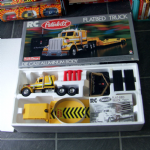 RadioElecon Shinsei Peterbilt RC Radio controlled Flatbed Truck 1:24 @sold@
